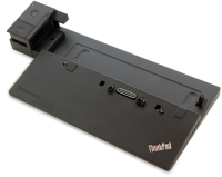 Lenovo Lenovo Thinkpad Pro Dock - Port Replicator - Vga, Dvi, Dp - 65 Watt - Eu - For Thinkpad A475; L460; L470; L560; L570; P50s; P51s; T25; T460; T470; T560; T570; X260; X270 40a10065eu - xep01