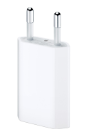 Apple Apple 5w Usb Power Adapter - Power Adapter - 5 Watt (usb) - Europe - For Apple Ipad/iphone/ipod Md813zm/a - xep01