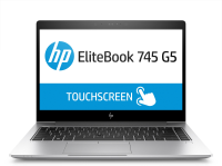 "Hp Hp Elitebook 745 G5 - 14"" - Ryzen 7 2700u - 8 Gb Ram - 256 Gb Ssd - Uk 3up39ea#abu - xep01"