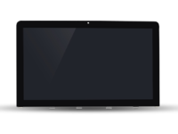 """MicroSpareparts Mobile LCD Front Glass Assembly For Apple iMac 21.5"""" A1418 MSPP8021 - eet01"""