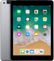 "Apple Apple 9.7-inch Ipad Wi-fi + Cellular - 6th Generation - Tablet - 32 Gb - 9.7"" - 3g  4g Mr6n2 - xep01"