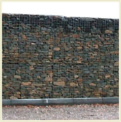Retaining Wall Construction Geotextiles