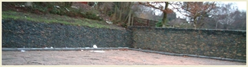 Timber Crib Retaining Walls