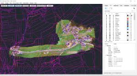 Accurate Land Surveying Software