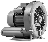 Large Scale Side Channel Blowers