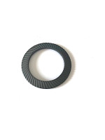 M6 Serrated Safety Washer L/Duty Type S - Pack of 100