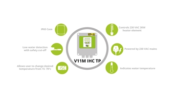 V11M IHC TP Mains Controller Suppliers
