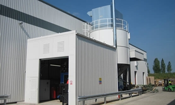 Containerised Boilers