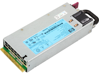 Hewlett Packard Enterprise 460WATT Power Supply **Refurbished** 499250-101-RFB - eet01