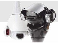 Redvision IP 720P 30:1 TDN EXT RUGGED BLACK BALL/DOME RV30-720-IR-B - eet01