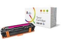 Quality Imaging Toner Magenta CB543A Pages: 1.400 QI-HP1012M - eet01