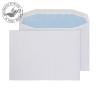 8707 Blake Purely Everyday White Gummed Mailer 162X229mm 110Gm2 Pack 500 Code 8707 3P- 8707