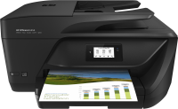 Hp Officejet 6950 All-in-one Printer - 500 Pages: 60% Blk: 30% Avg Colour P4c85a#a80 - xep01