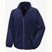 Bespoke Promotional Callaway Mens Sapphire Fleece Jackets For Cycling
