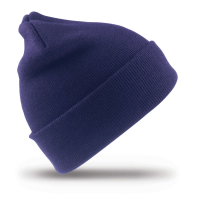 Bespoke Promotional Gildan Boys Sapphire Beanies For Cycling