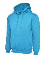 Bespoke Promotional Henbury Boys Sapphire Hooded Sweatshirts For Cycling