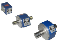 Torque Transducers With Integral Electronics