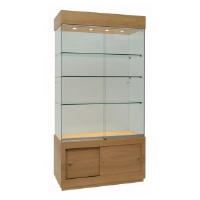 Football Trophy Cabinets