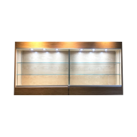 Lockable Trophy Cabinets
