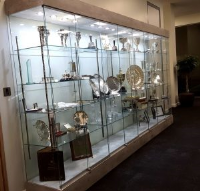 Bespoke Glass Display Cabinets