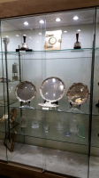 Custom Made Glass Display Cabinets
