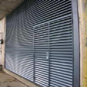 External Weather Louvres