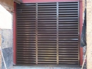 Sound Proof Louvres