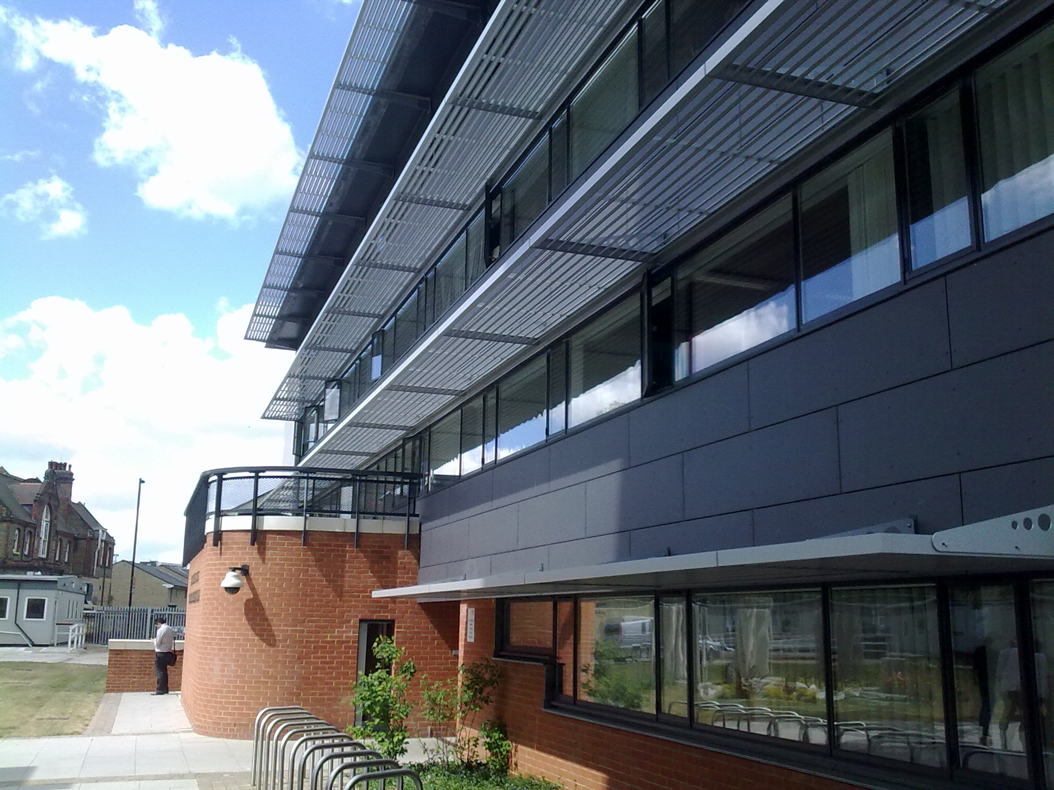Continuous Solar Shading System