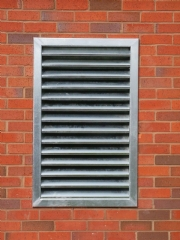 Galvanised Louver