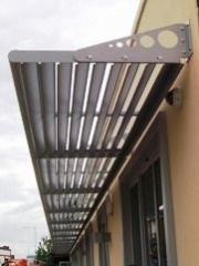 Shading Louvres