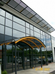 Architectural Louvres