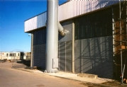 Plant Room Louvres