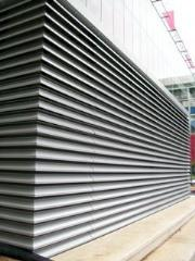 Specialist Louvres Shapes