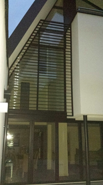 Architectural Window Louvres