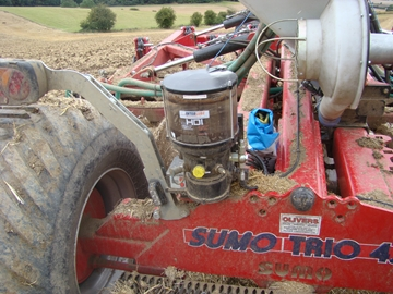 AGRICULTURAL LUBRICATION SYSTEMS BY INTERLUBE