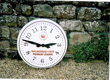 Moulded GRP Hampshire Style Clocks