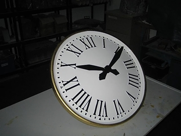 Moulded GRP School Clocks