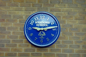 Outdoor Clocks For Schools