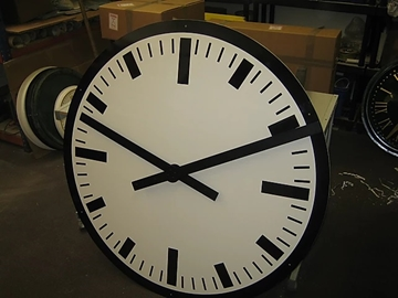 Custom Outdoor Clocks