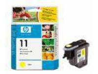 HP Printhead Yellow 28 ml Pages 24.000  ( no. 11 ) C4813A - eet01