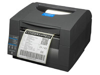 Citizen CL-S521 DT, Ethernet, Grey ZPL, Datamax, multi-IF, 203dpi 1000815E - eet01