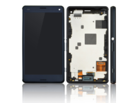 MicroMobile LCD Assemby w Frame Black With Front Frame Black MSPP2480 - eet01