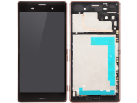 MicroMobile LCD Screen and Digitizer Gold With Front Frame MSPP2477 - eet01