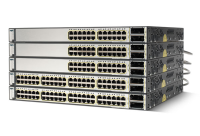 Cisco Cisco Catalyst 3750e-48td - Switch - L3 - Managed - 48 X 10/100/1000 + 2 X X2 - Rack-mountable Ws-c3750e-48td-s - xep01
