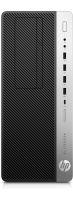 Hp Hp Elitedesk 800 G4 - Tower - Core I7 8700 3.2 Ghz - 16 Gb - 256 Gb - Uk Layout 4kw69ea#abu - xep01