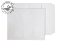 E/2 Blake Purely Packaging White Peel & Seal Padded Bubble Pocket 260X220mm 90Gm2 Pack 100 Code E/2 3P- E/2