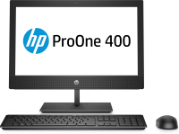 "Hp Hp Proone 400 G4 - All-in-one - Core I5 8500t 2.1 Ghz - 8 Gb - 256 Gb - Led 20"" - Uk 4yv88ea#abu - xep01"