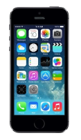 """Apple Apple Iphone 5s - Smartphone - 4g Lte - 16 Gb - Gsm - 4"""" - 1136 X 640 Pixels (326 Ppi) - Retina - 8 Mp (1.2 Mp Front Camera) - Space Grey Me432dn/a - xep01"""