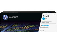 HP Toner Cyan 410X Pages 5.000 CF411X - eet01