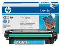 HP Toner Cyan Pages 7.000 CE251A - eet01
